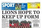 Andover Advertiser back page preview - Friday 8 January 2016