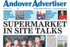 PREVIEW: Supermarket in Andover site talks