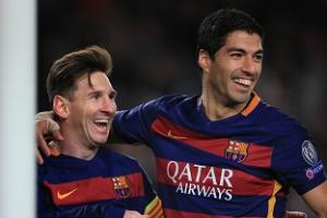 Lionel Messi and Luis Suarez spot-on as rampant Barca hammer Celta Vigo