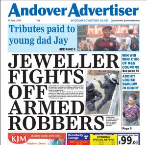 Andover Advertiser: Here's what's in your Advertiser this week - Out now!