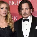 Andover Advertiser: Johnny Depp must stay away from Amber Heard, says judge
