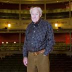 Andover Advertiser: Are theatre audiences too old? Veteran actor Timothy West thinks not