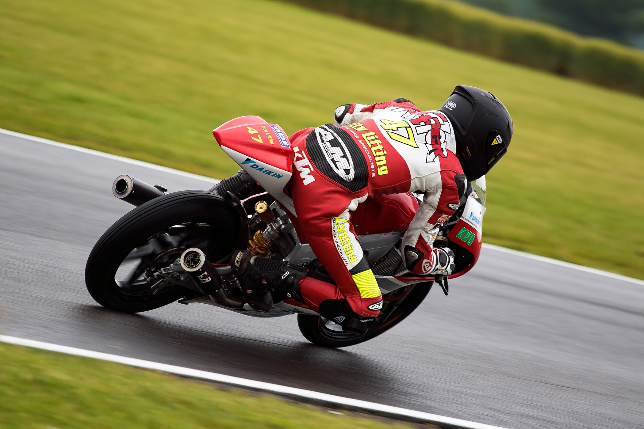 Jake Archer at Snetterton - Picture by Johnny Wills