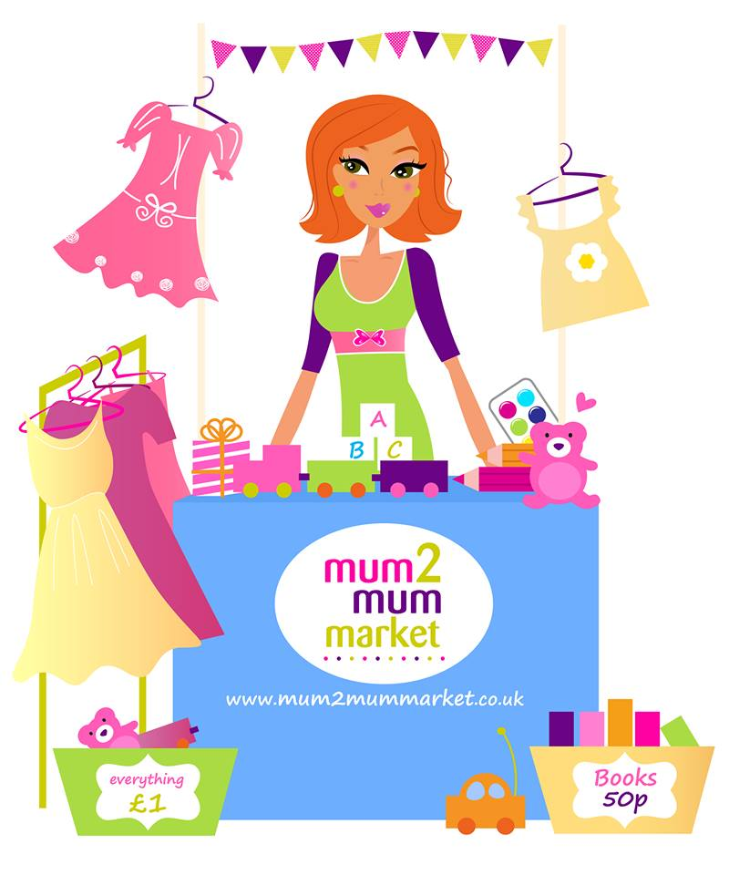 Mum2Mum Market Eastleigh - Sunday 24th June