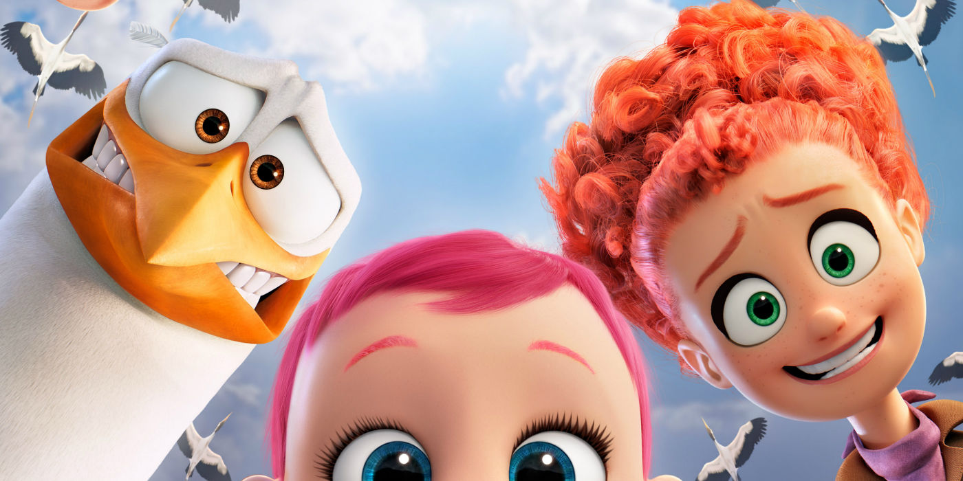 Saturday Morning Movie… And Make! - Storks