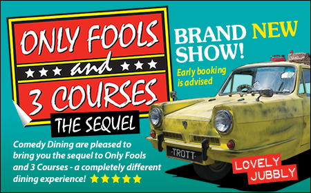 Only Fools and 3 Courses The Sequel