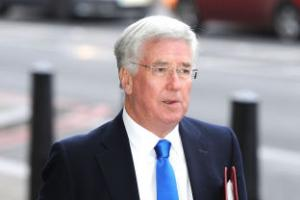 Sir Michael Fallon vows the US will remain UK's closest defence partner