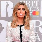Andover Advertiser: Stacey Solomon turns up to Loose Women in last night's clothes and a pair of hotel slippers