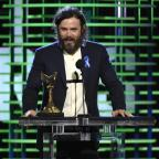 Andover Advertiser: Casey Affleck blasts 'abhorrent' Trump at Spirit Awards show