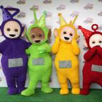 Andover Advertiser: Stars turn out to celebrate the Teletubbies' 20th anniversary
