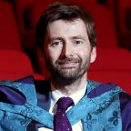 Andover Advertiser: David Tennant 'chuffed' to have Mad To Be Normal premiere in Glasgow