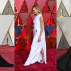 Andover Advertiser: Kirsten, Karlie and Taraji in capes, gowns and glitter on the Oscars red carpet