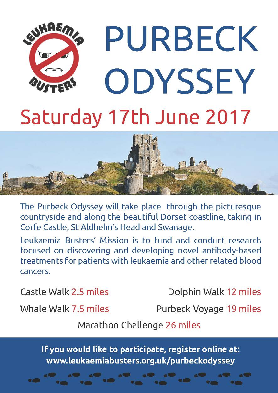 PURBECK ODYSSEY 2017