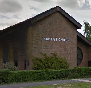 Andover Baptist Church Image courtesy of Google Maps