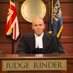 Andover Advertiser: Judge Rinder: 'The way I see the world is down to my mum'