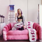 Andover Advertiser: Pop star Zara Larsson launches 'fierce and feminine' fashion range for H&M