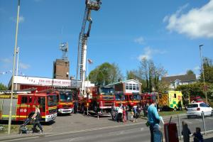Andover Fire Station's open day on April 22