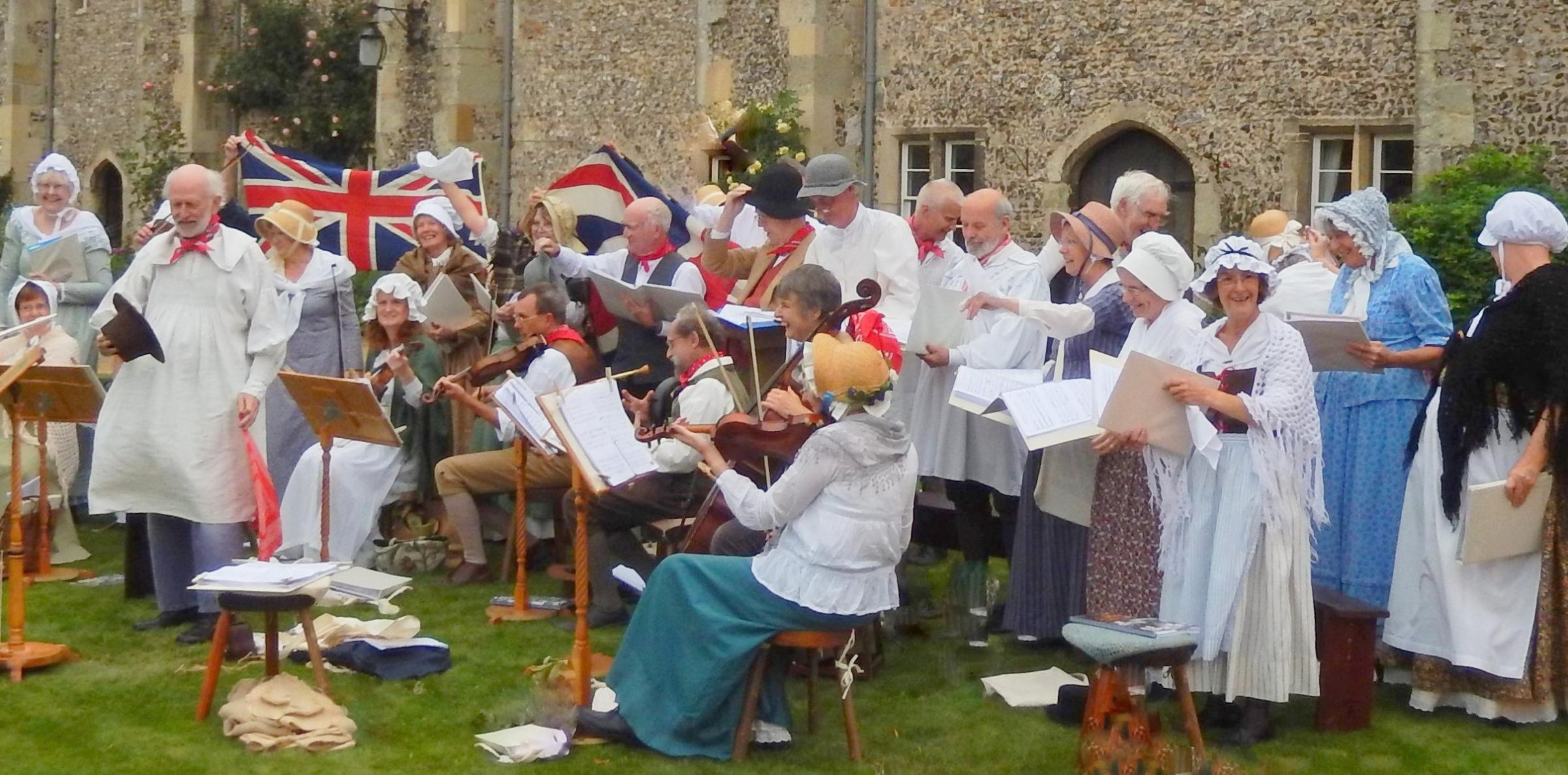 Celebrating Jane Austen 200: An Afternoon of Music, Dance and Song
