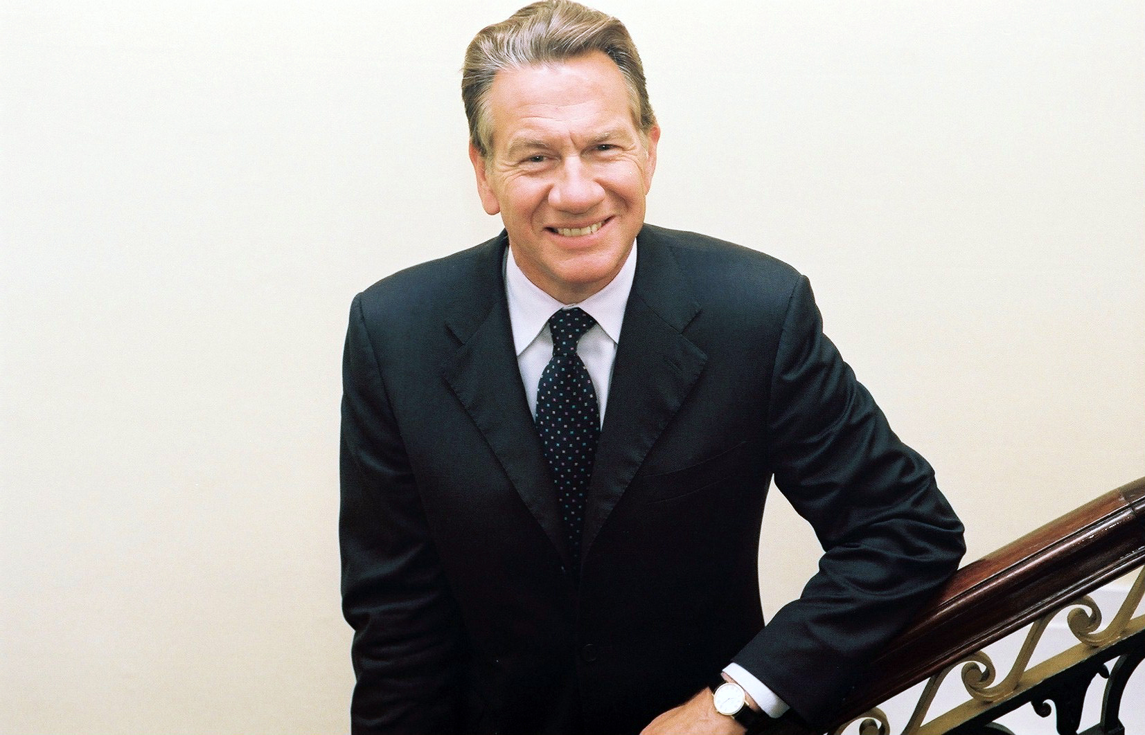 An Evening with Michael Portillo: 'Life: a game of two halves'