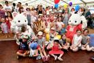 GALLERY: Sylvanian Family characters visit Whitchurch for a shopping weekend
