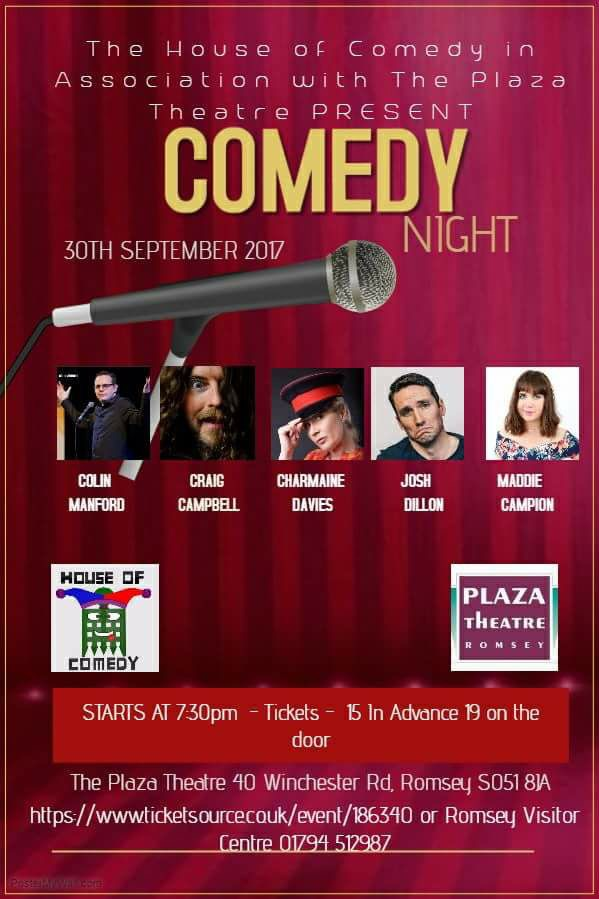 The House of Comedy Official Launch
