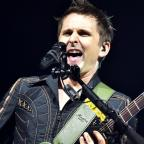 Andover Advertiser: Muse played an intimate gig for a homeless charity (Ben Birchall/PA)