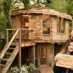 Andover Advertiser: The Mushroom House (Amazing Spaces Shed Of The Year)