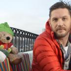 Andover Advertiser: Tom Hardy reading a previous CBeebies Bedtime Story (BBC/Press Association Images)