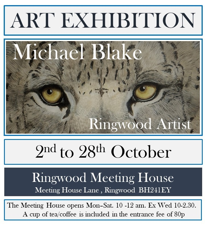 Michael Blake ,Ringwood Artist Exhibition