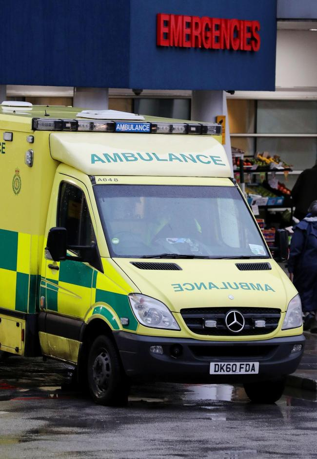 Hampshire's ambulance service battling to fill almost 170 vacancies