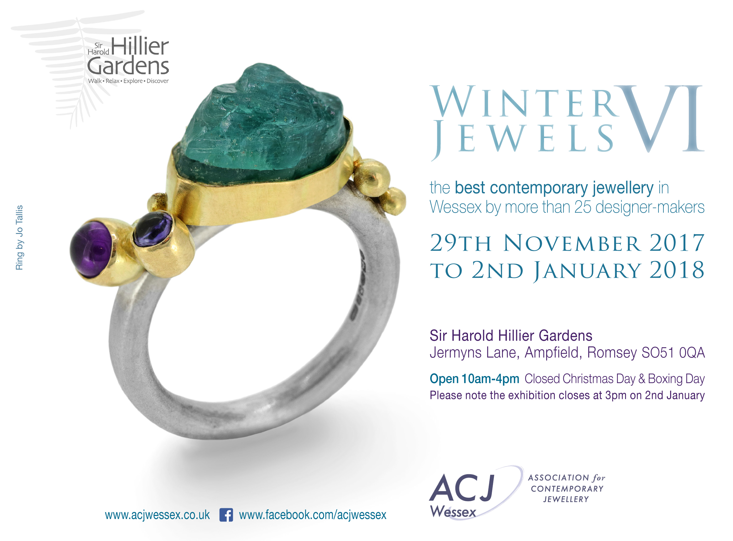 Winter Jewels – Jewellery Exhibition