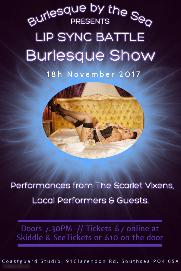 Burlesque by the Sea