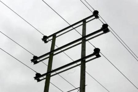 Power back on after winter weather damage