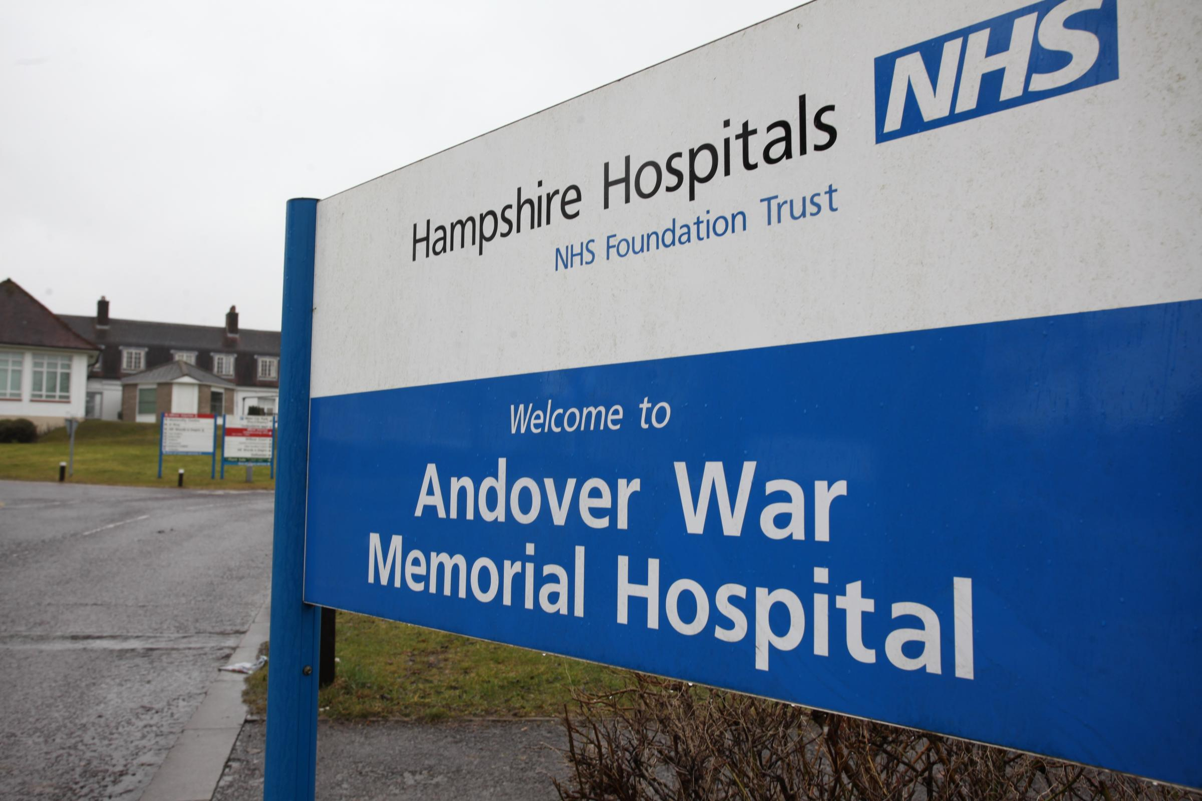 Non-urgent appointments postponed at Hampshire hospitals