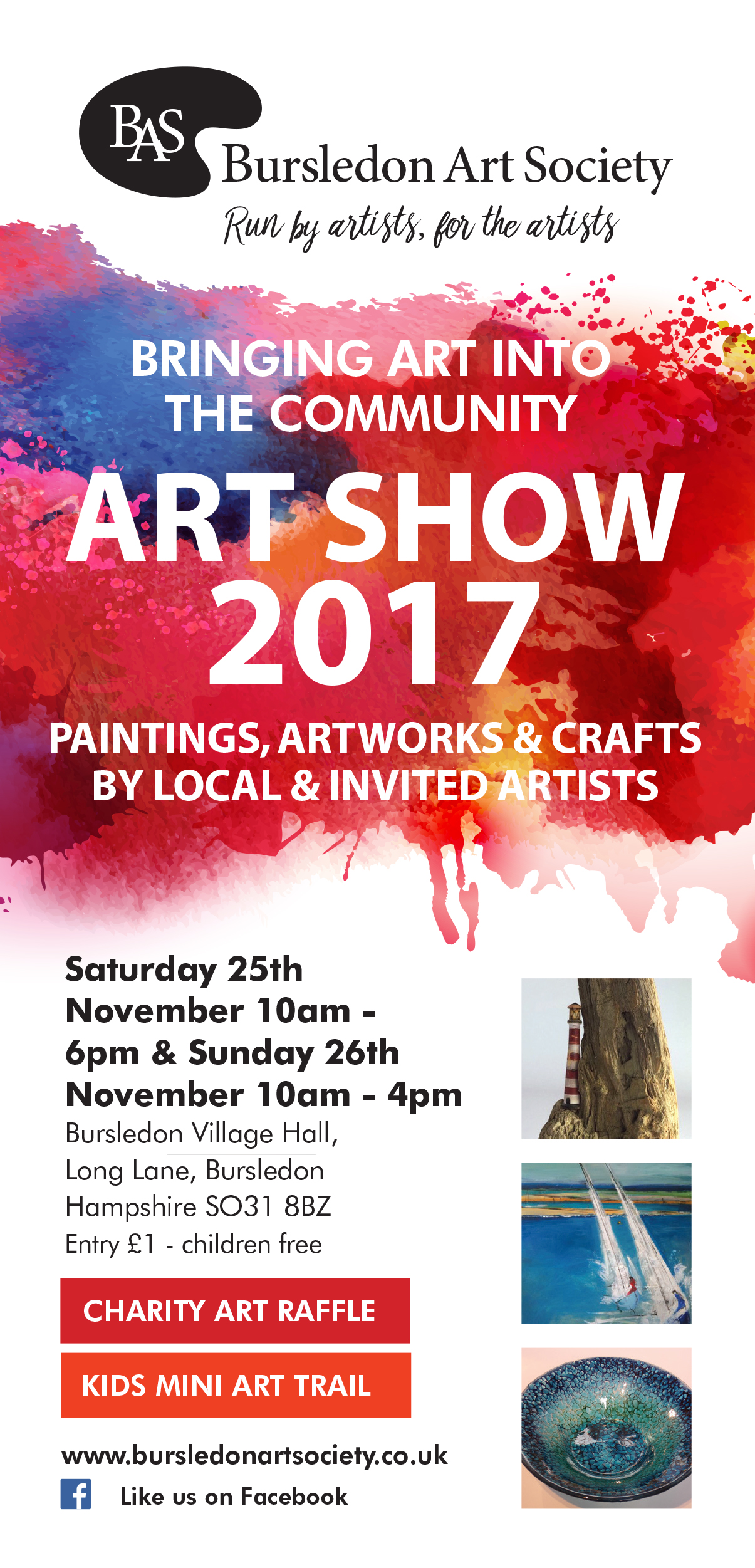 Bursledon Art Society Art Show
