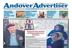 Here's what's in your Advertiser this week - out now and still only 75p