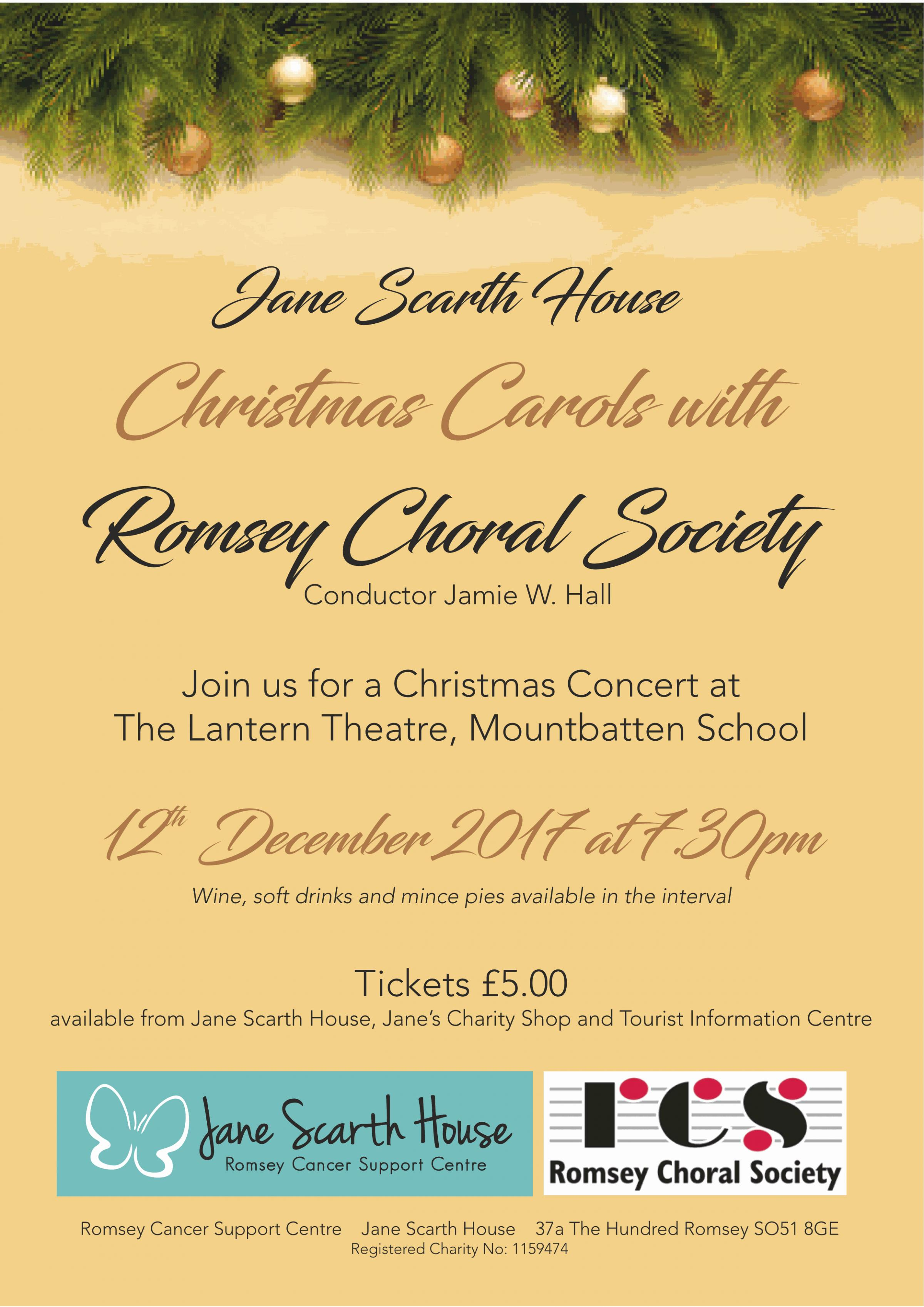 Romsey Choral Society's Christmas Concert