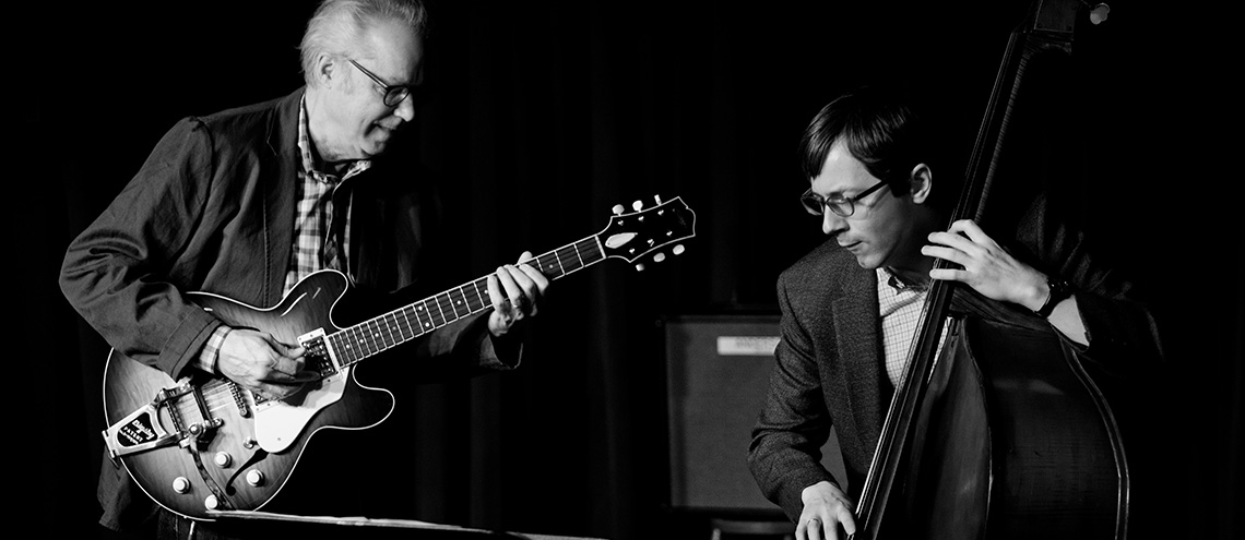 Bill Frisell & Thomas Morgan | Small Town