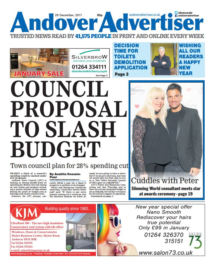 PREVIEW: Council proposes to cut budget by nearly a third