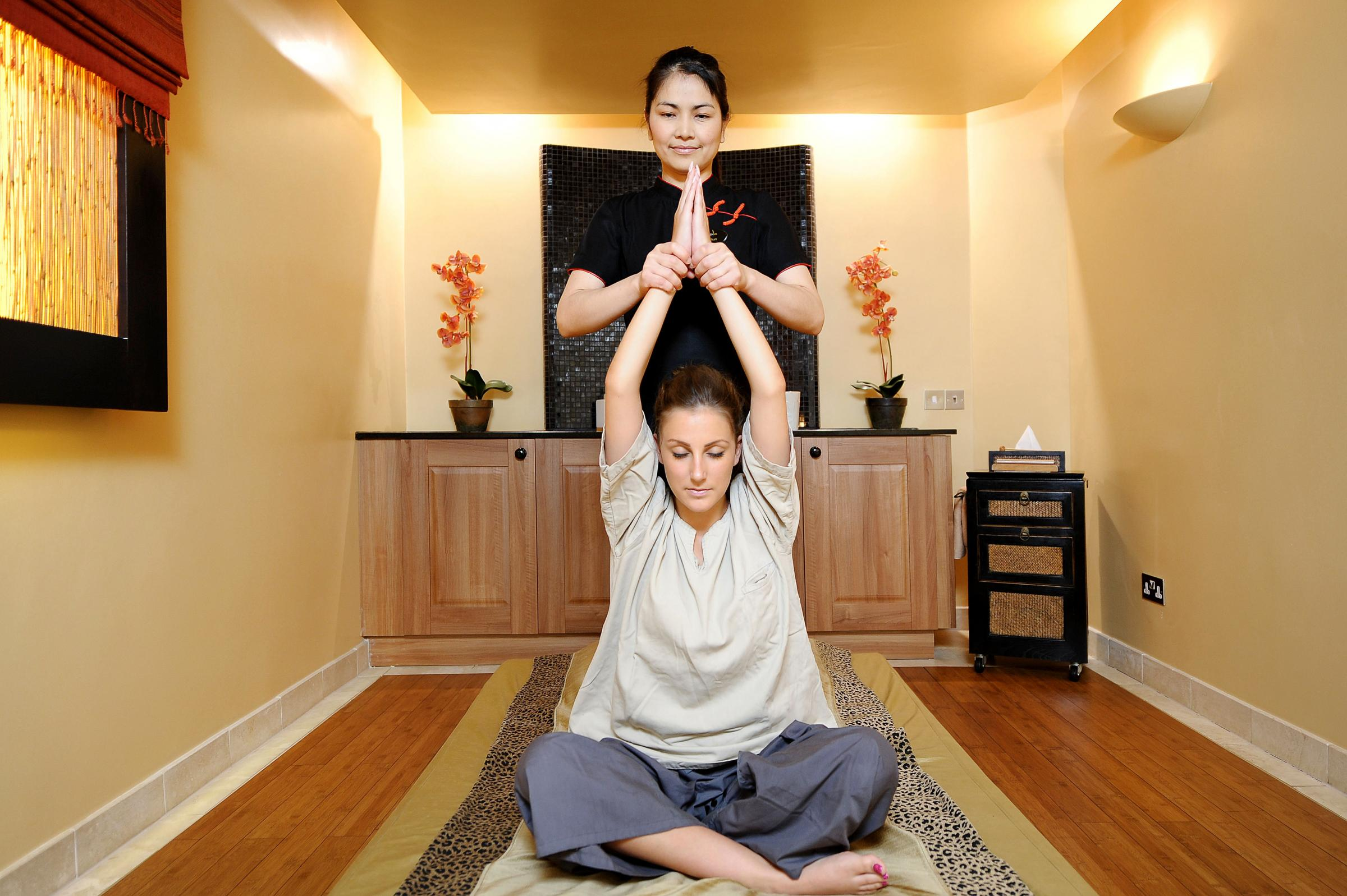 Workshop: Learn Thai Massage