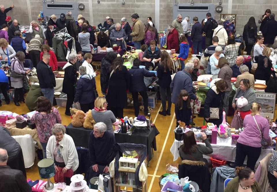 Indoor Car Boot Fair