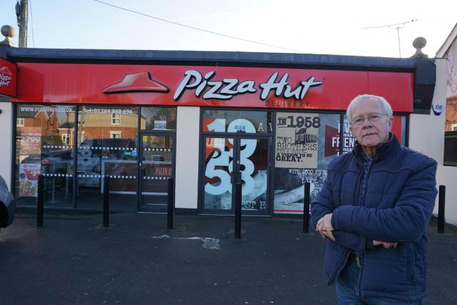 Pizza Hut In Mylen Road Breaches Planning And Fire