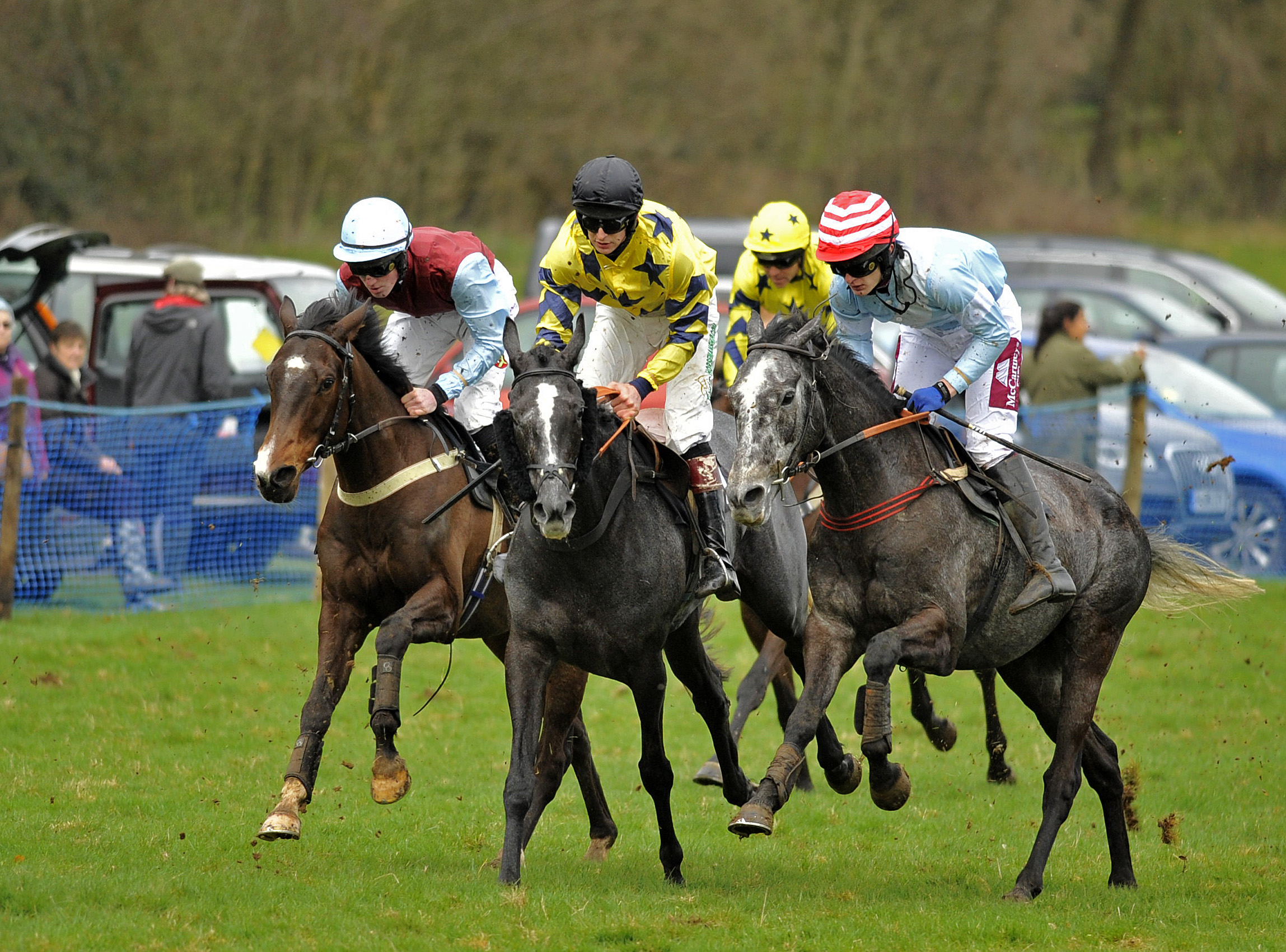 Hampshire Hunt Point to Point