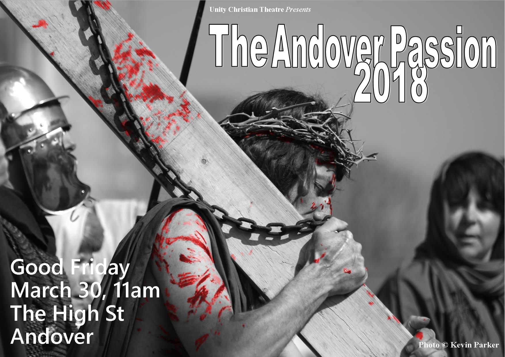 THE ANDOVER PASSION 2018