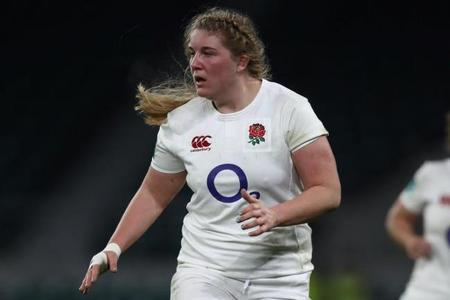 Cleall hat-trick helps England to resounding Six Nations victory
