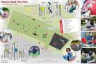 Plans for Heverly Road Play Park