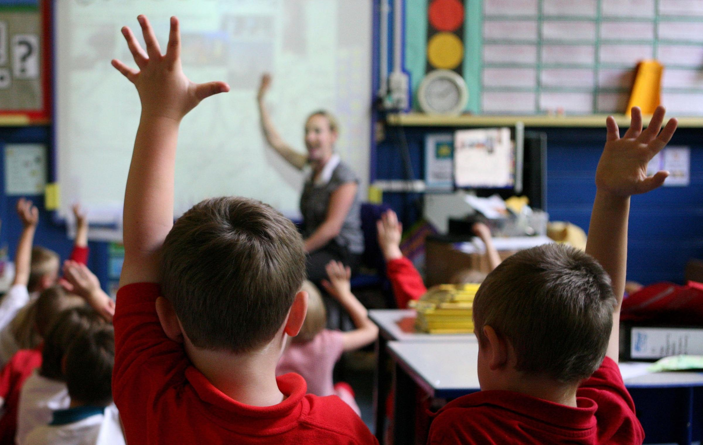 Rise in Hampshire school children given their first choice primary place