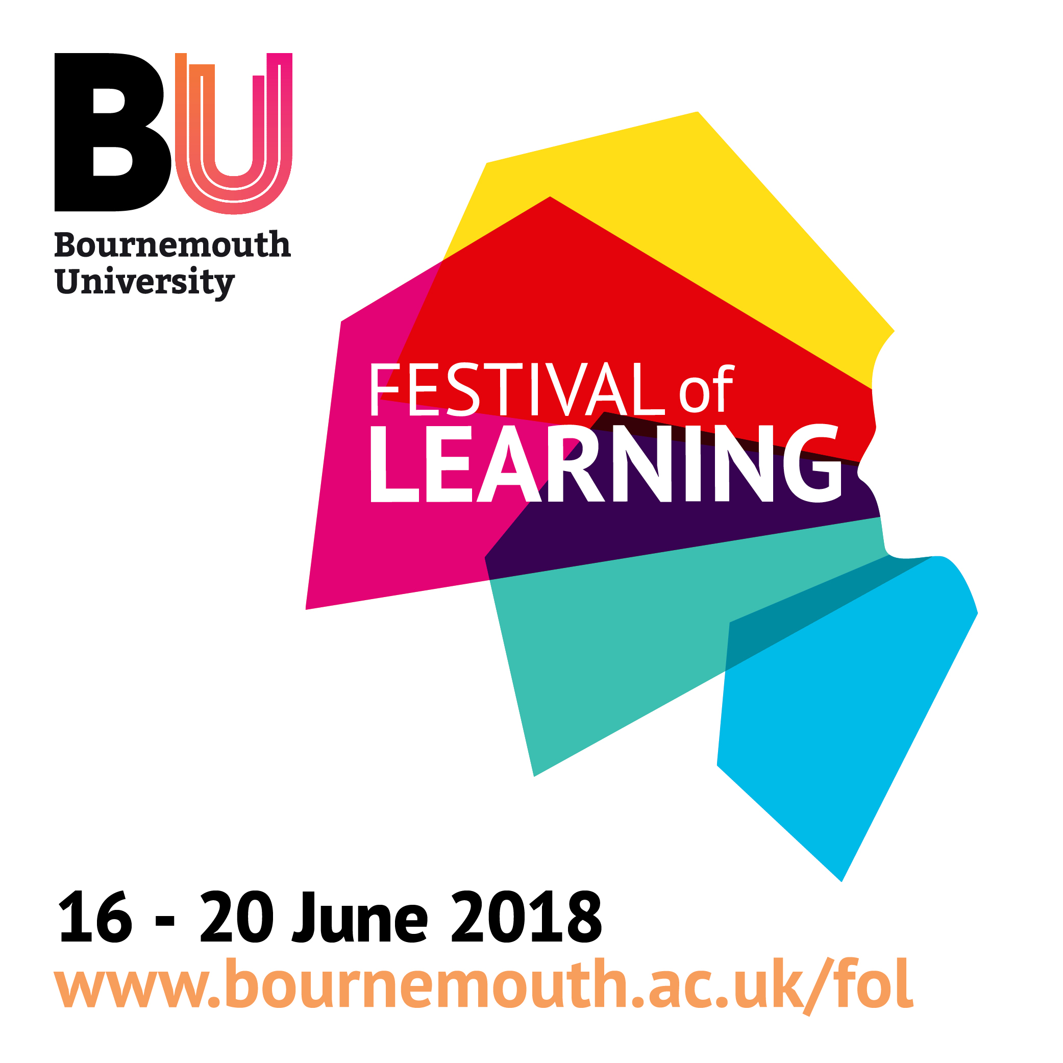 Bournemouth University's Festival of Learning 2018