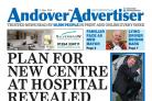 Andover Advertiser - front page preview - Friday 11 May 2018