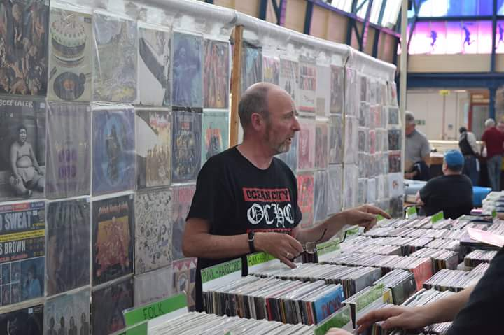 Rockaway Records Swanage Record and CD Fair